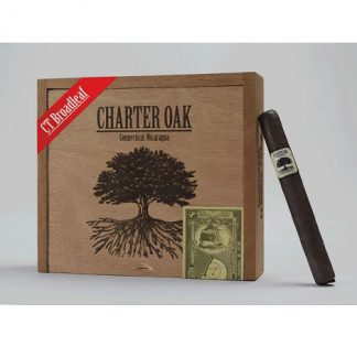 Charter Oak Connecticut Broadleaf
