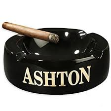 Ashton Cigar Ashtray