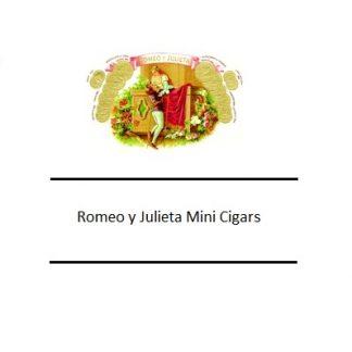 Romeo y Julieta Mini